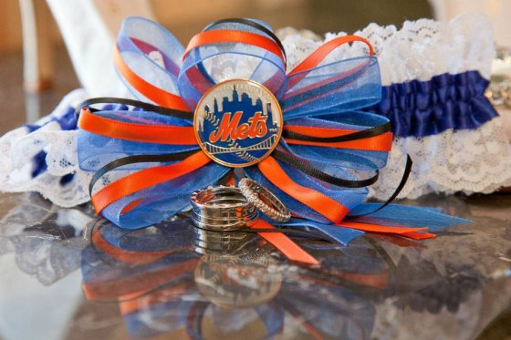New York Mets Garter